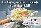 Campanie de Pasti