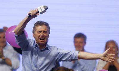 Macri derrota kirchnerismo.