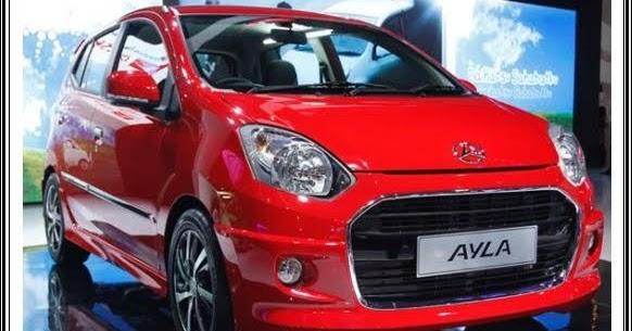 new cars daihatsu ayla soon be sold