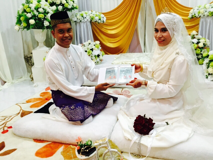 My Nikah 3 Sept 2015