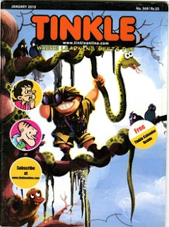 12 comics at Rs 190 Tinkle