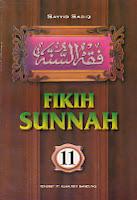 toko buku rahma: buku fiqih sunnah 11, pengarang sayyid sabiq, penerbit pt. alma'arif bandung