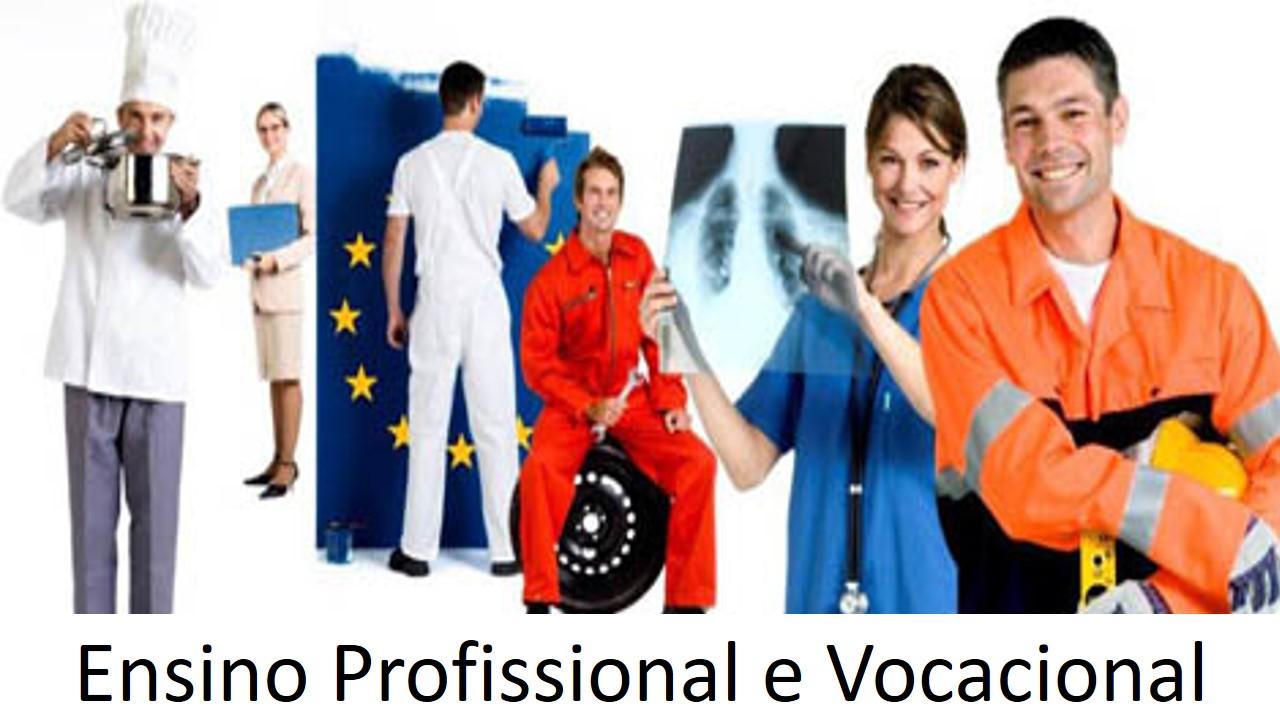 Ensino Profissional e Vocacional