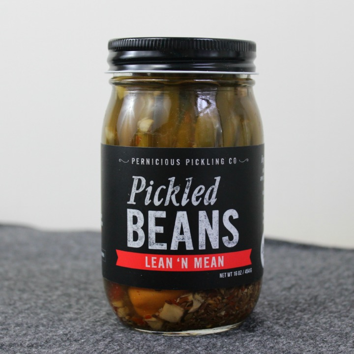 Pernicious Pickling Co. Spicy Pickled Green Beans