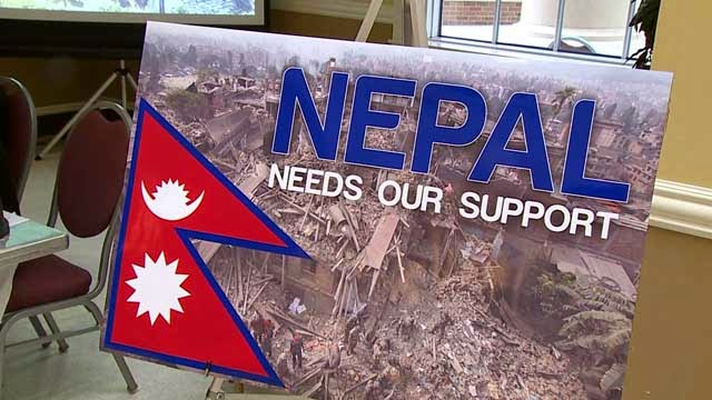 Mungpoo to support nepal earthquake victims