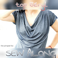 "SEW ALONG ""top Beryl"""