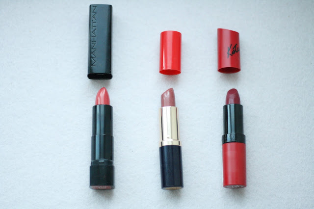 Rimmel Kate Matte Lipstick 107 Wine Review