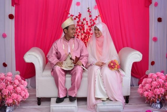 Alhamdulillah, Saya Isteri Dia