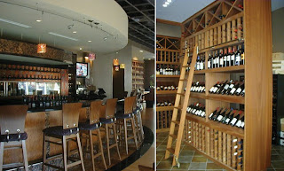 Sonoma Wine Bar and Bistro interior
