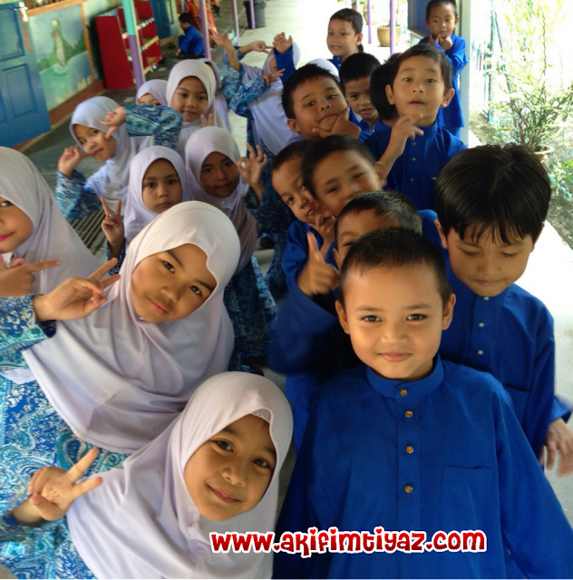 Photoshoot Foto Graduasi Pra Sekolah SKSG