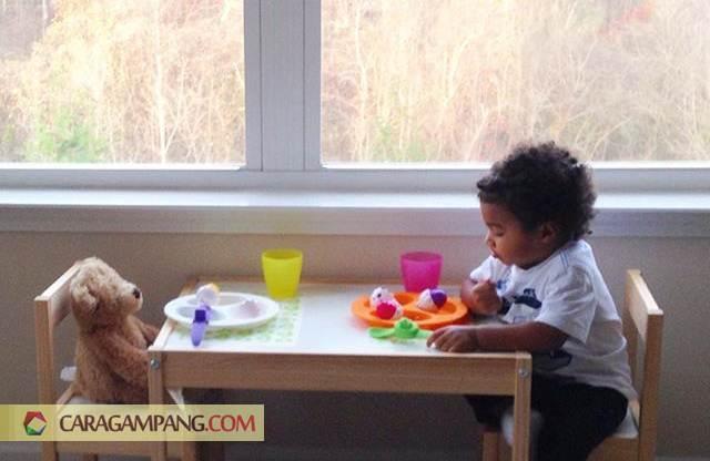 Makanan Untuk Merangsang Perkembangan Otak Anak