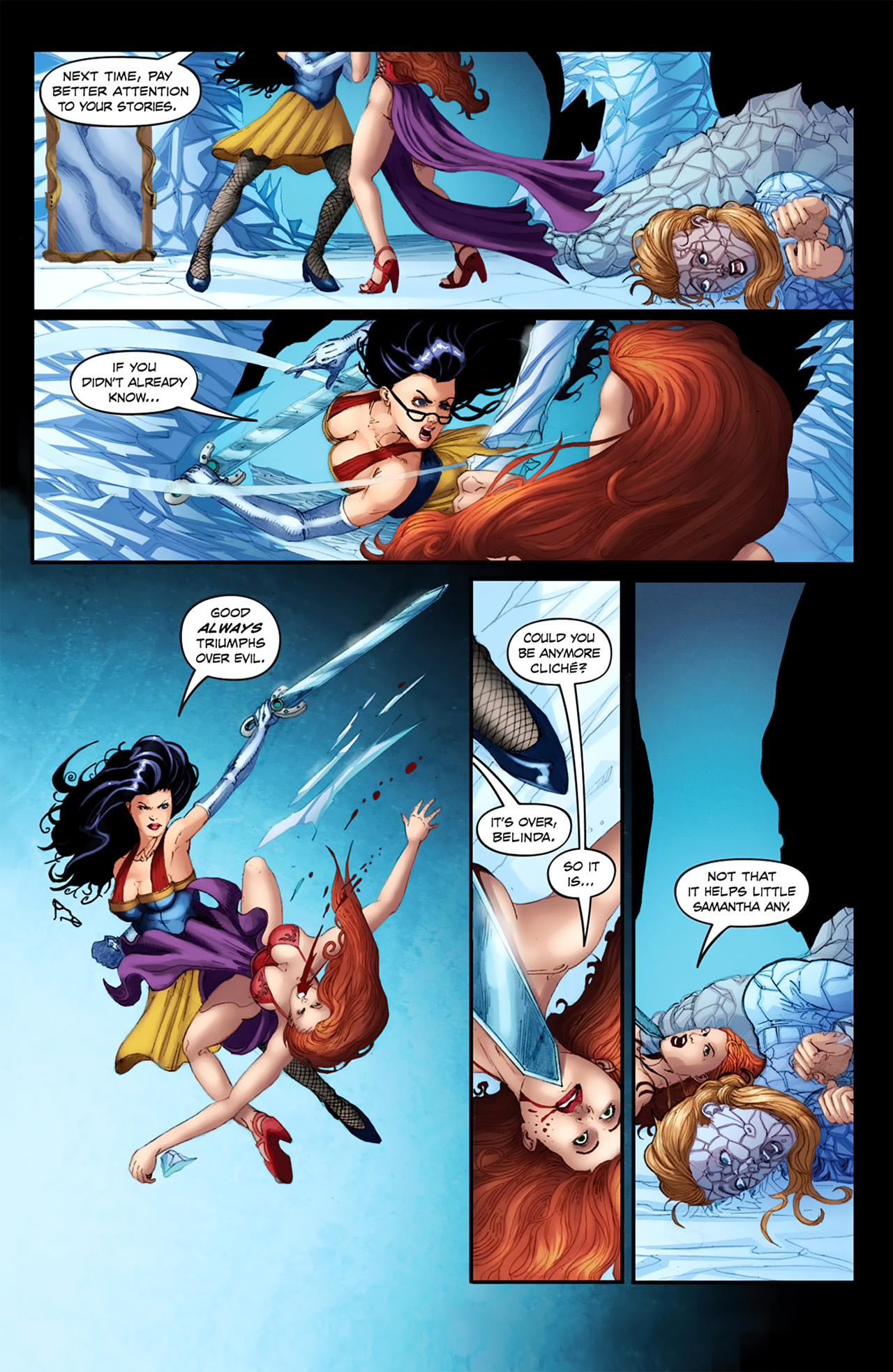Grimm Fairy Tales (2005) Issue #24 #27 - English 17