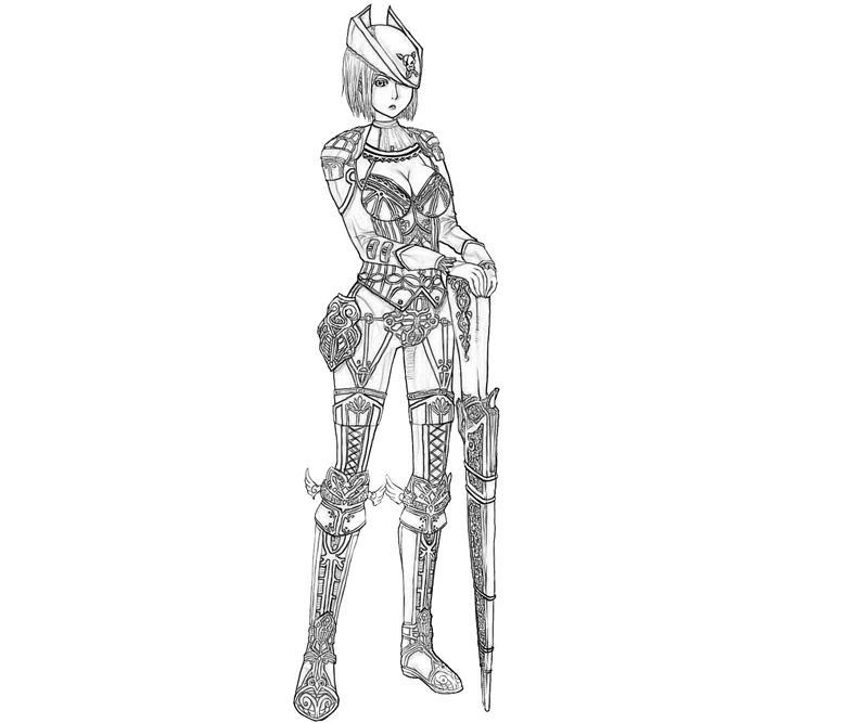 adelina-esperanza-armor-coloring-pages