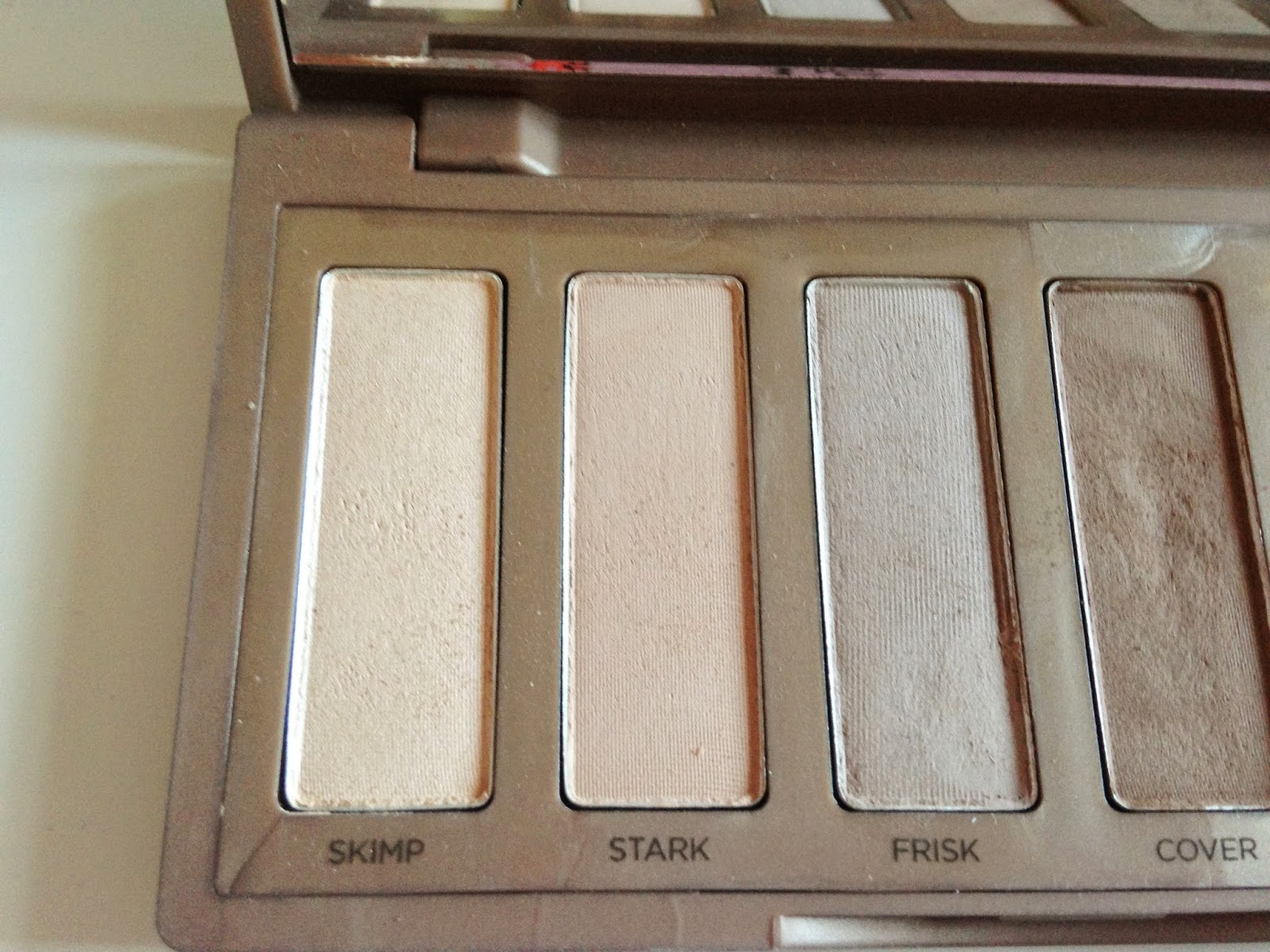 Urban Decay Naked Basics 2 Palette