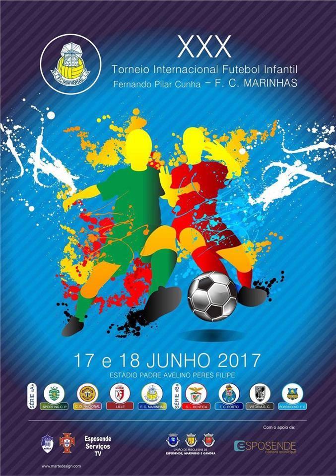 XXX Torneio Internacional FC Marinhas