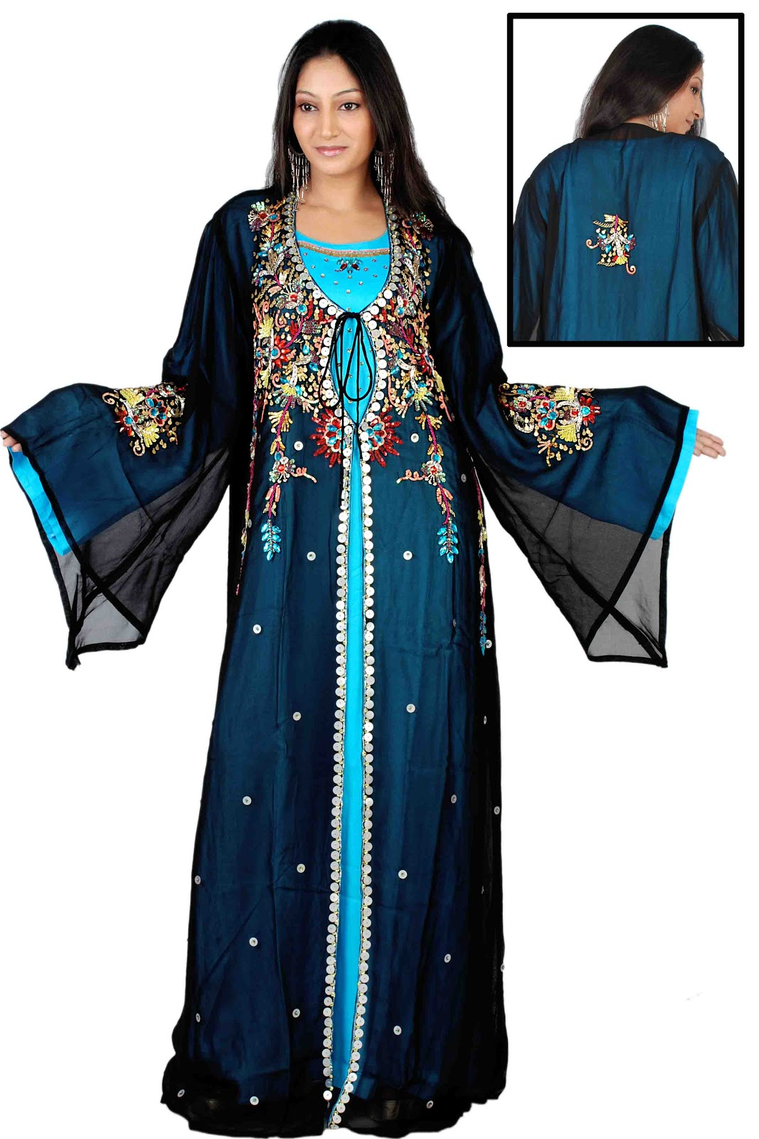 Latest New Kaftan Abaya Designs For Women Wallpapers Pictures Fashion Mobile Shayari