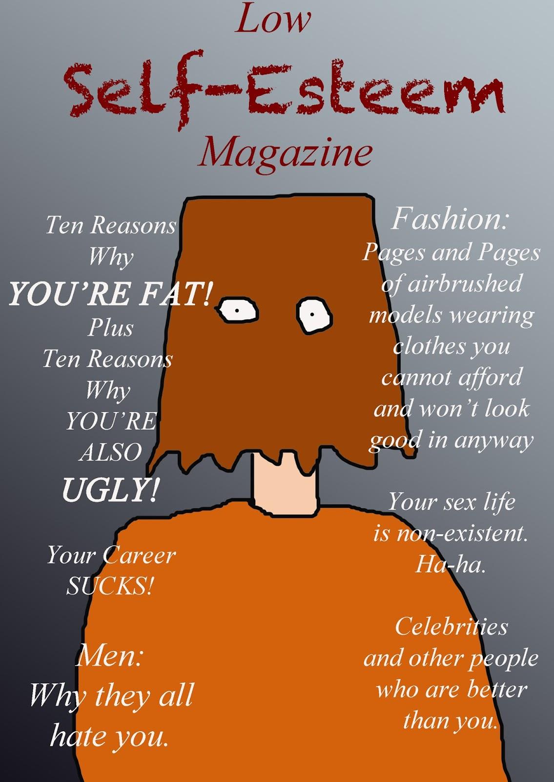 Poor Self Esteem Quotes. QuotesGram Low Self Esteem