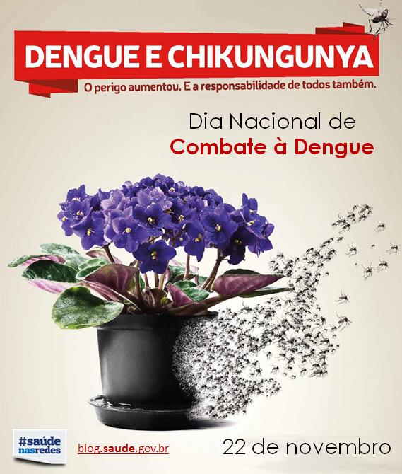 DENGUE E FEBRE DO CHIKUNGUNYA
