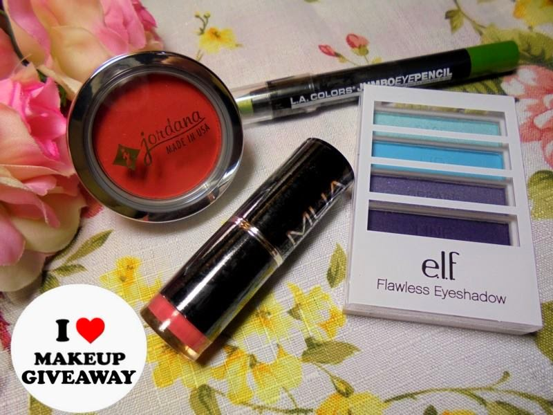 giveaway i love make up