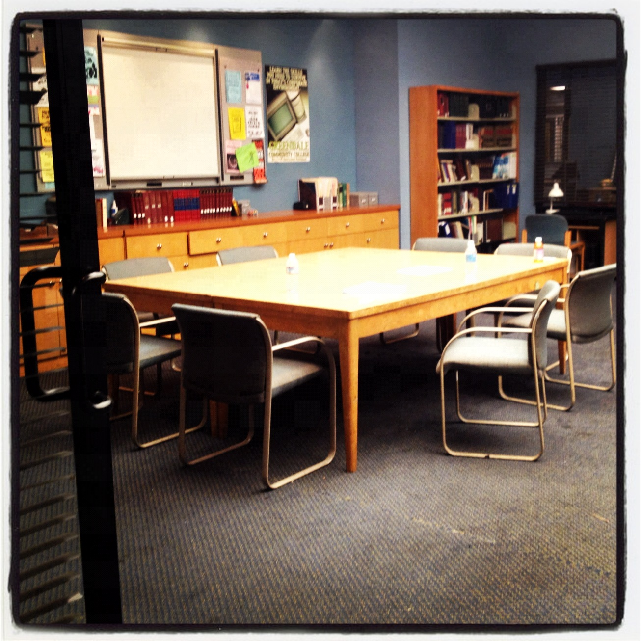 Group Study Rooms - Library - Lorain County Community College