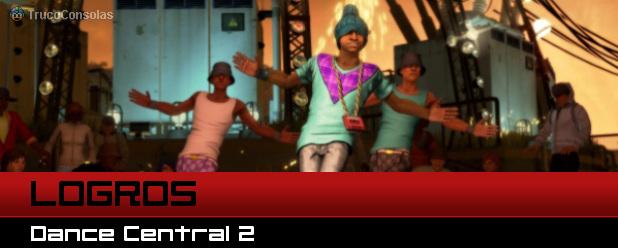 Logros Dance Central 2 Xbox 360