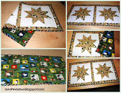 Military Table Topper
