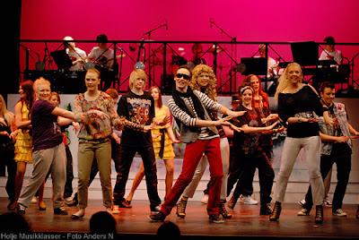 holje musikklasser, spela roll, årskurs nio, Olofström, Anders Nilsson, Foto Anders N