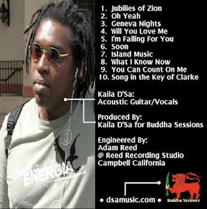 Music of Kaila D'SA - Music Art and Verse.