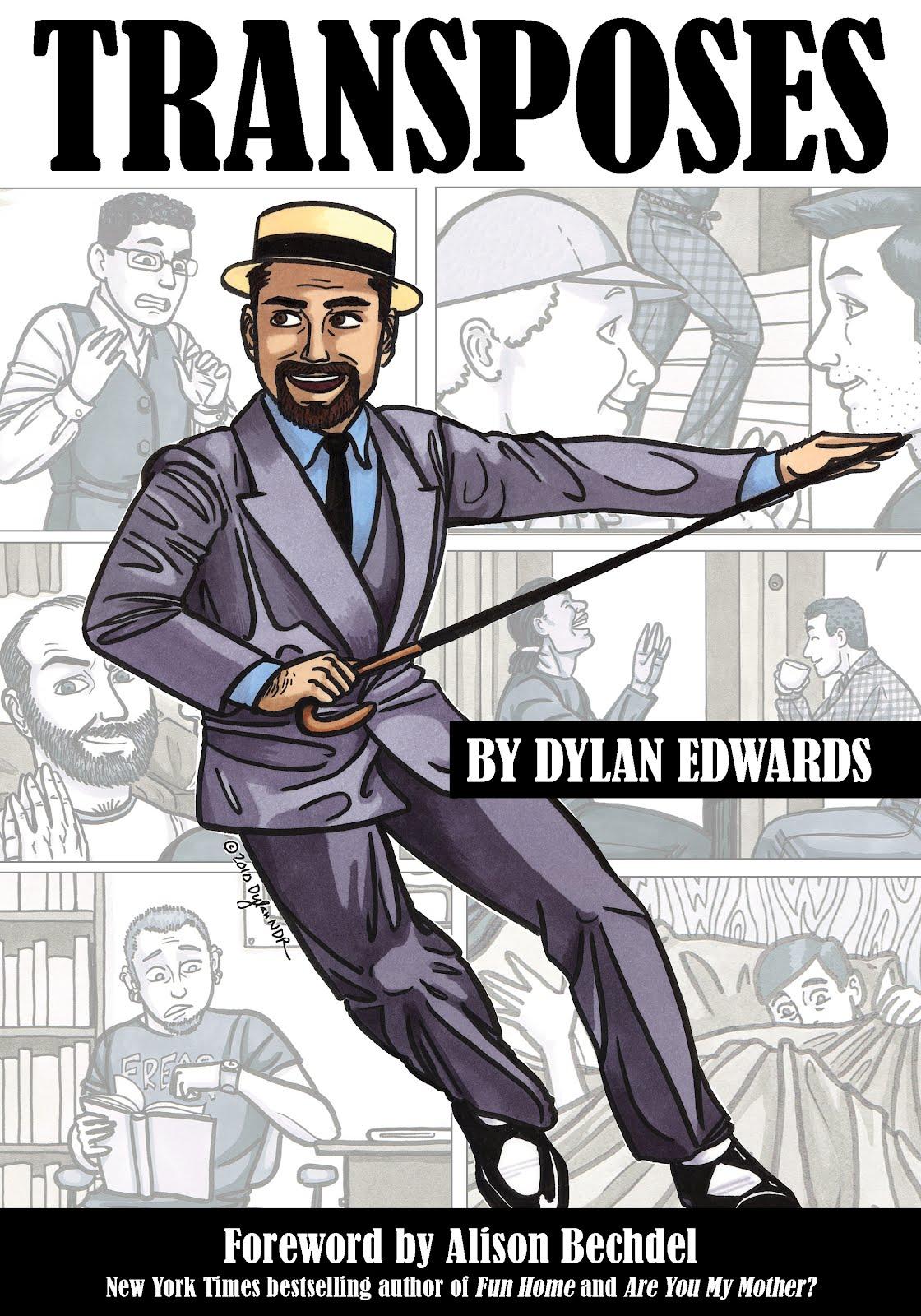 Transgender graphic novel
