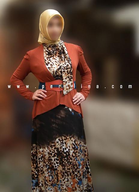 Alvina 2li Leopar Desenli Elbise,alvina online alışveriş