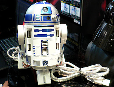 Creative and Cool R2-D2 Inspired Gadgets (15) 12