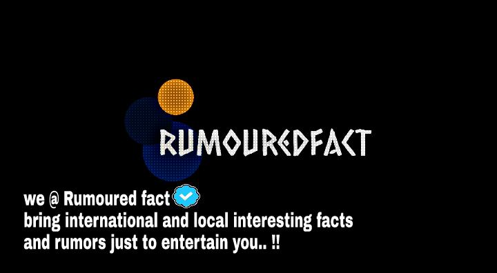 Rumoured Fact
