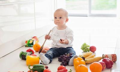 Dinh dưỡng lý tưởng cho bé từ 0-1 tuổi