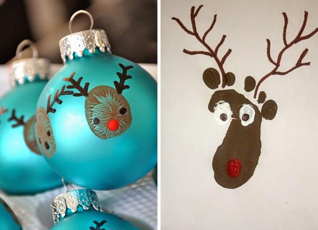 adornos-navidad-diy-huellas-pintura-ninos