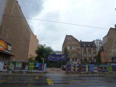 nordbahnhof, sbahn, Zug, tunnel, mauer, loch, Baustelle, gebäude