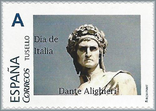 Sello personalizado Dante Italia