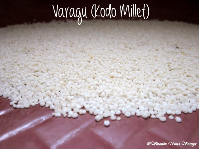 Varagu-Kodo-millet