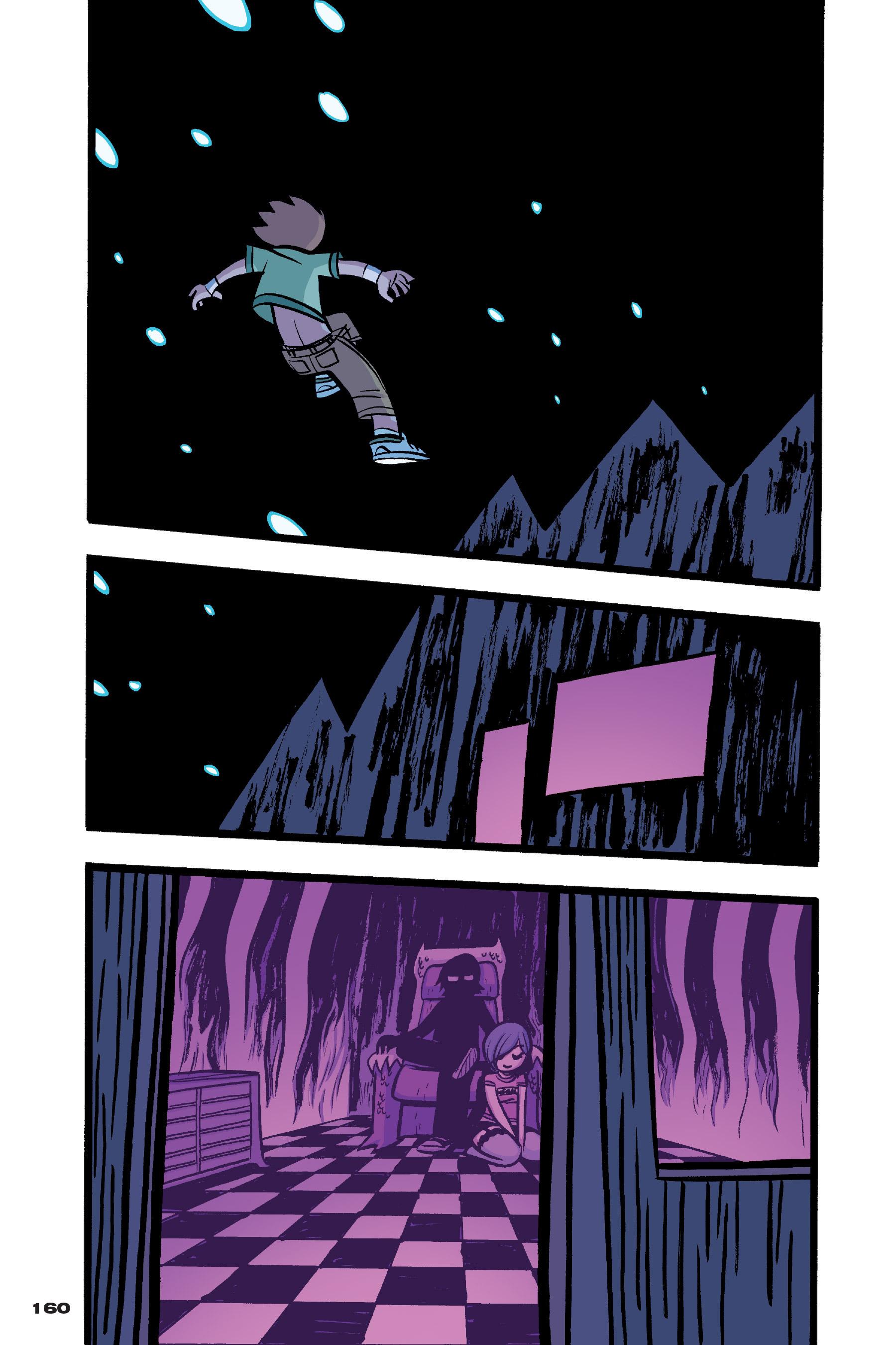 Read online Scott Pilgrim comic -  Issue #4 - 157