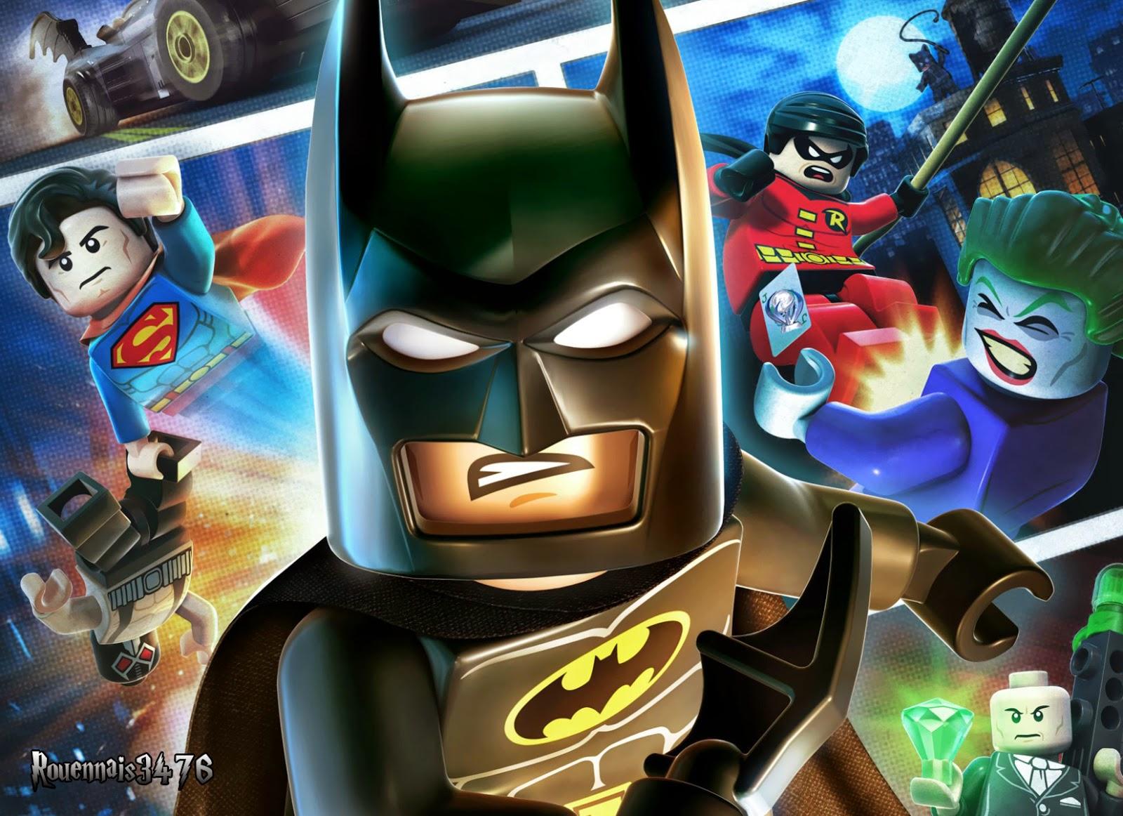 LEGO Batman 2 DC Super Heroes Review (PS3, Xbox 360