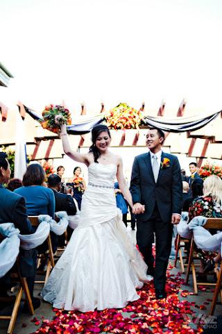 Disneyland Wedding Grand Californian Hotel Parkview Terrace