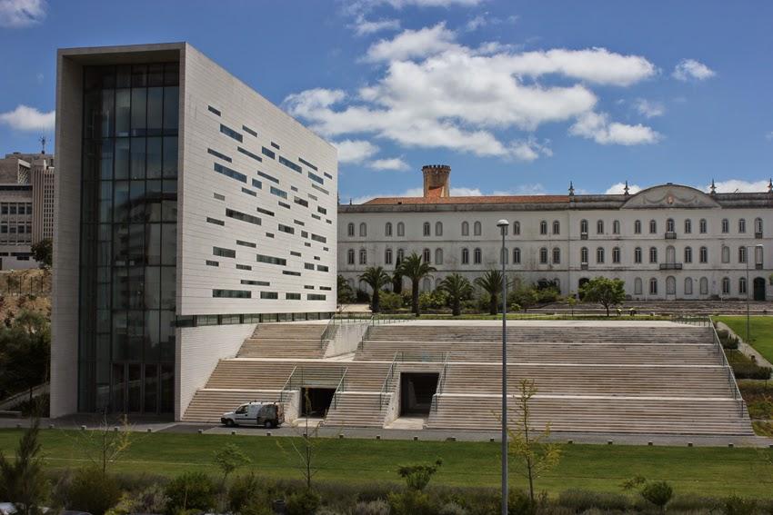 L m v d r for Architecture lisbonne
