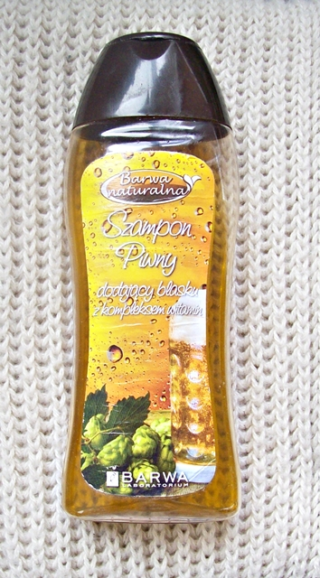 Szampon Piwny, Barwa