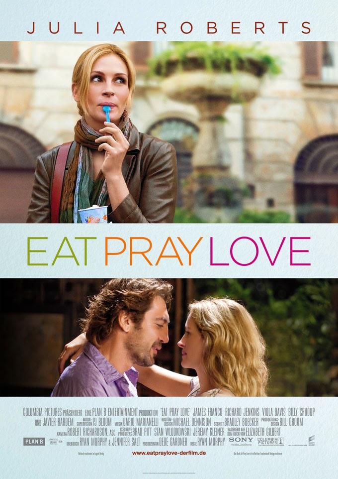 Eat Pray Love film cover