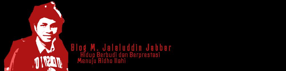 M.JALALUDDIN JABBAR