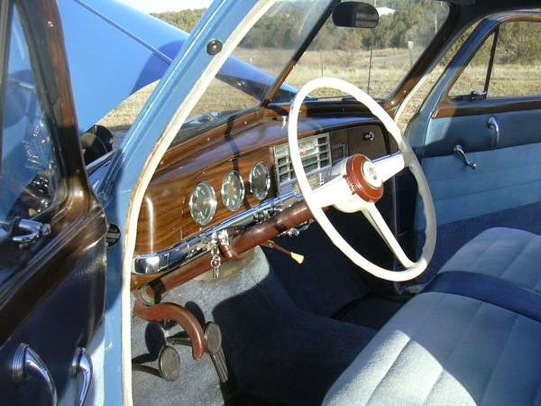 1950 Plymouth Seats : Plymouth business coupe auto restorationice