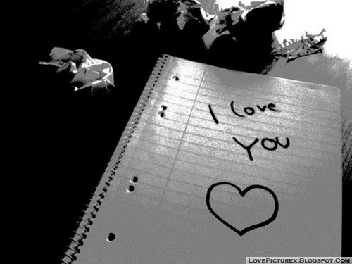 i love you heart cute