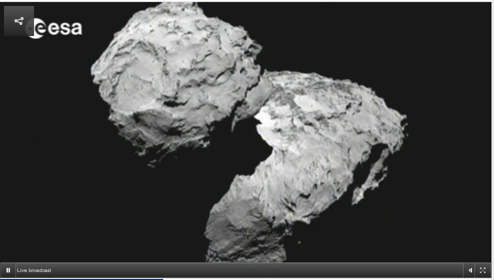 Rosetta Latest Images Latest Images of Comet 67p