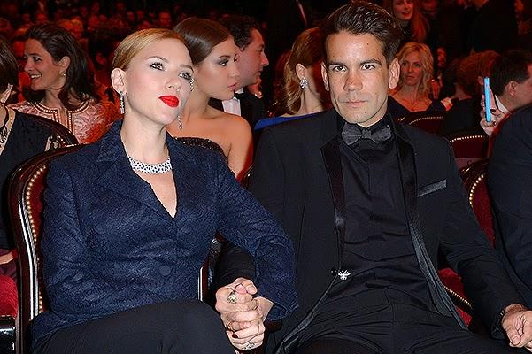 Scarlett Johansson gave birth to daughter