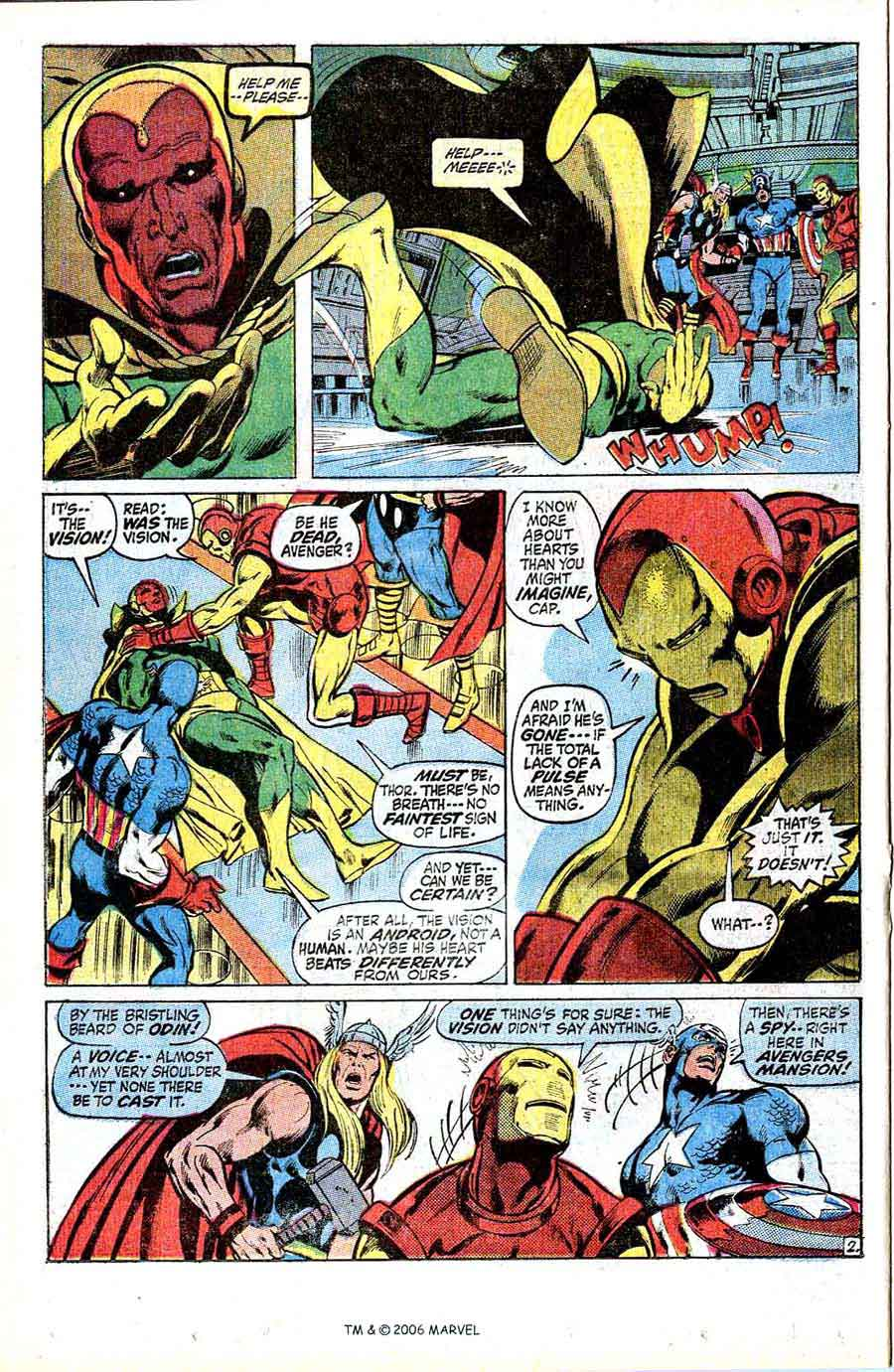 Gallery For gt Avengers Comic Strips