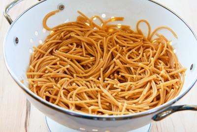 Kitchen®: Whole Wheat Spaghetti Salad with Italian Sausage, Tomatoes ...